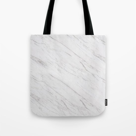 A Marble Tote Bag