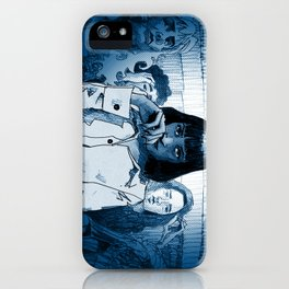 Pulp Fiction - Mia Wallace iPhone Case