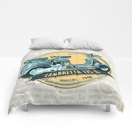 LAMBRETTA 125 B Comforters