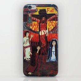 Fatima Crucifixion iPhone Skin