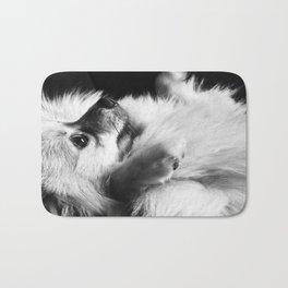 Just Love Pomeranians Bath Mat