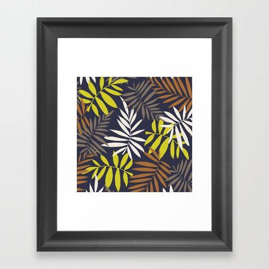 Tropical fell II Framed Art Print