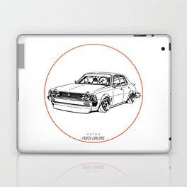 Crazy Car Art 0204 Laptop & iPad Skin
