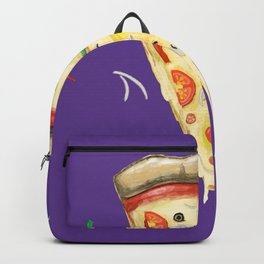 Pizza Slice for National Pizza Day Backpack