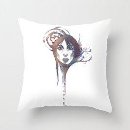 Nawak Throw Pillow