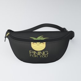 Valentine's Day Gift Pining For You Couples Love Partner Fanny Pack