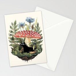 Tiny Unicorn Stationery Cards