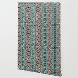 Striking loops Wallpaper