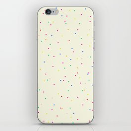 ADALYN ((confetti cake)) iPhone Skin