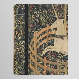 The Unicorn In Captivity iPad Folio Case