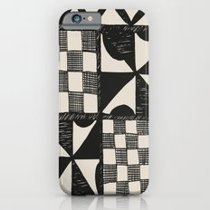 Tapa Cloth   Pacifica Patterns   Tribal Art iPhone 6s Slim Case