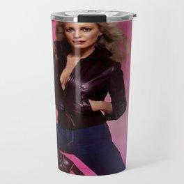Cheryl Ladd Travel Mug