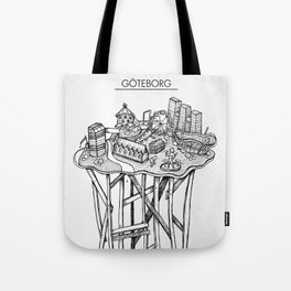 Göteborg Tote Bag