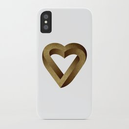 Infinite Love iPhone Case
