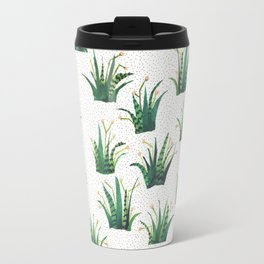 Field of Aloe Travel Mug