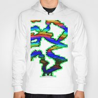 northern lights Hoodies featuring Northern Lights Inverted by Carrollskitchen on youtube