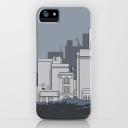 City #5 iPhone Case