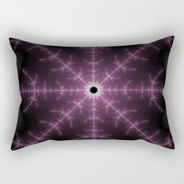 Fractal Singularity Rectangular Pillow