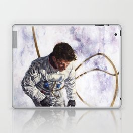 Hovering, Floating in Circles Laptop & iPad Skin