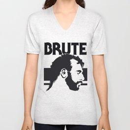 Brute Head Unisex V-Neck