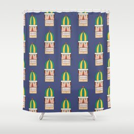 Nutcracker Army 02 (Patterns Please) Shower Curtain