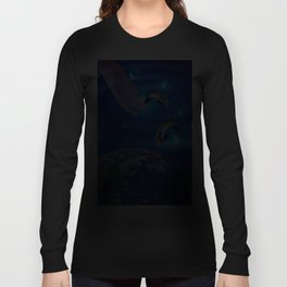 Art  of Creation Long Sleeve T-shirt