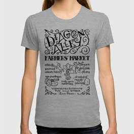 Diagon Alley Farmers' Market T-shirt