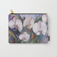 Orchid Fantasy Carry-All Pouch