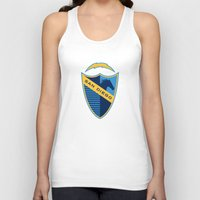 spanish Tank Tops featuring SDFC (Spanish) by Football As Football