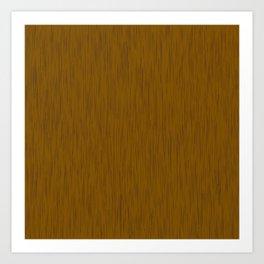 Abstract wood grain texture Art Print