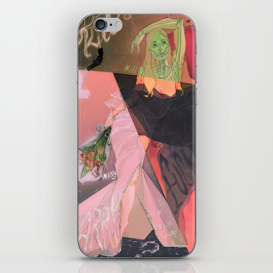 Kill, F-CK, Marry iPhone & iPod Skin
