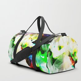 Color Bubbles Duffle Bag