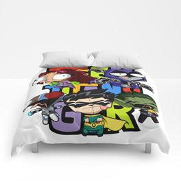 Teen Titans Gir! Comforters