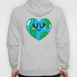 I Love Earth Hoody