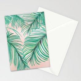 Sunset Palms. Stationery Cards