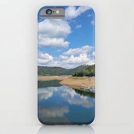 Lake view II iPhone Case