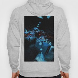 Abstract Black Blue Outer Space Galaxy Cosmos Jodilynpaintings Painting Hoody