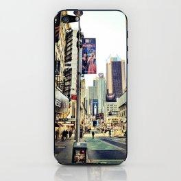 Go Ahead iPhone Skin