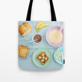 Fench toast breakfast Tote Bag