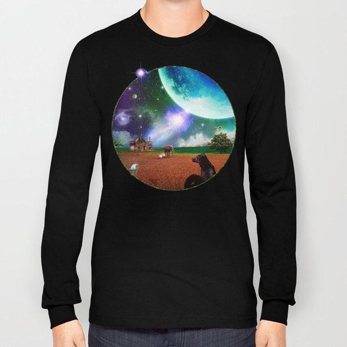 A Most Unusual Evening Long Sleeve T-shirt