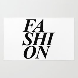 Fashion Rug