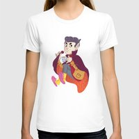 vampire T-shirts featuring Vampire by Chicherova Olga
