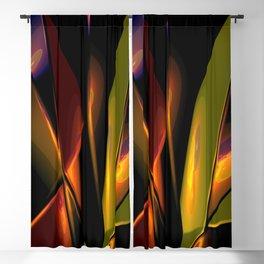 wada fractal -202- Blackout Curtain