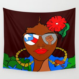 Pride and Culture Wall Tapestry