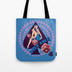 Lady Luck Tote Bag