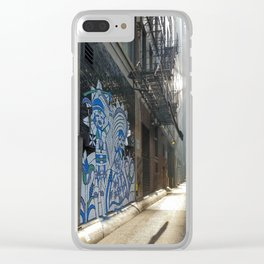 600 Clear iPhone Case