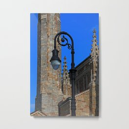Old West End Our Lady Queen of the Most Holy Rosary Cathedral Light- vertical Metal Print