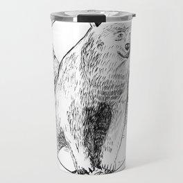 Nature Bear Travel Mug