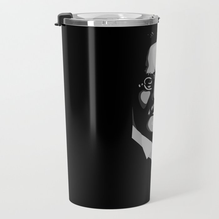 Teddy Roosevelt Travel Mug