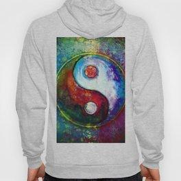 Yin Yang - Colorful Painting VI Hoody